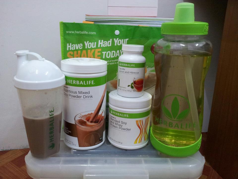 Herbalife tea concentrate