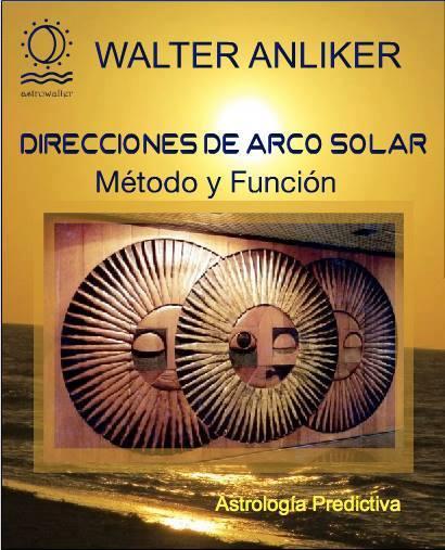 NUEVO LIBRO ASTROLOGO WALTER ANLIKER