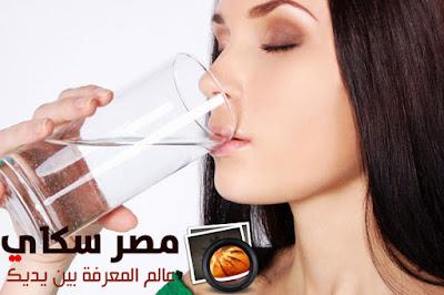 ماهى أفضل الأوقات لشرب الماء ؟