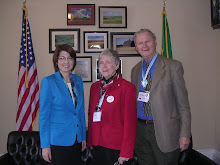 Meeting with Congress woman Cathy Rodgers