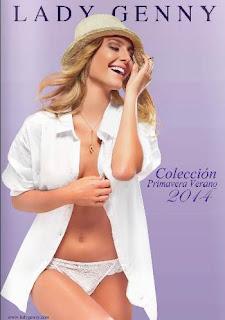 catalogo lady genny PV 2013