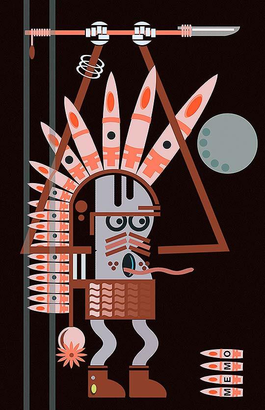 Ilustración de Juan Manuel Díaz