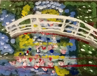 Art Intertwine - Claude Monet Bridge