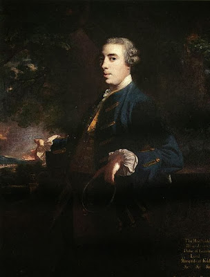 James FitzGerald, 1st Duke of Leinster by Joshua Reynolds, 1753