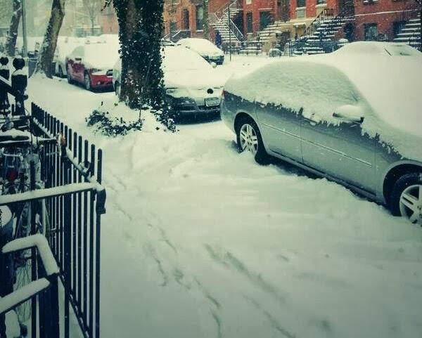 2014 East Coast Snow Storm
