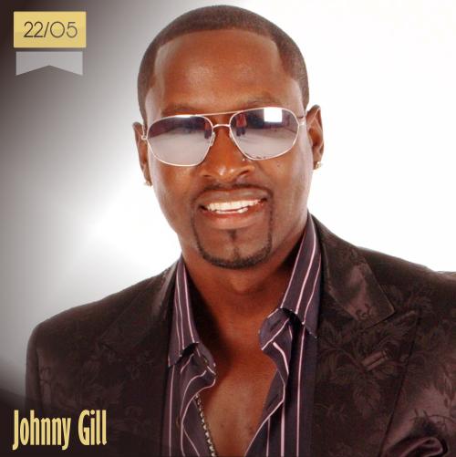 22 de mayo | Johnny Gill - @RealJohnnyGill | Info + vídeos