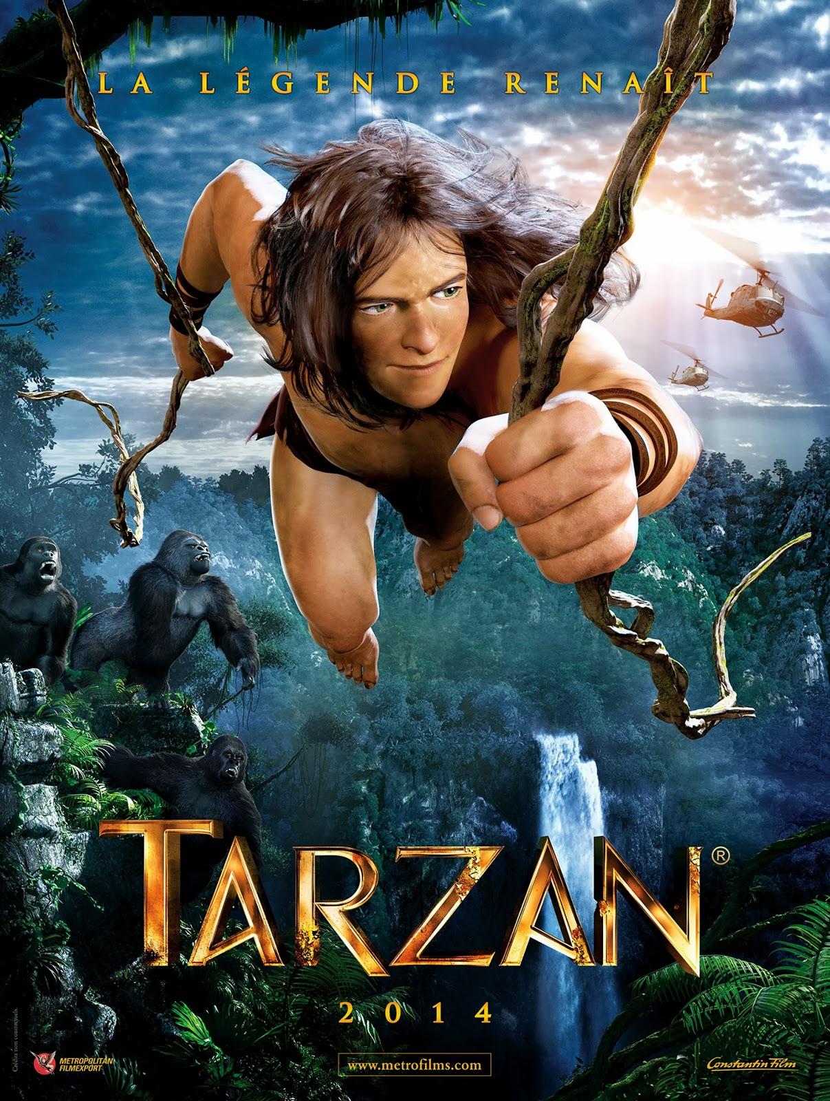 tarzan 2014 Télécharger