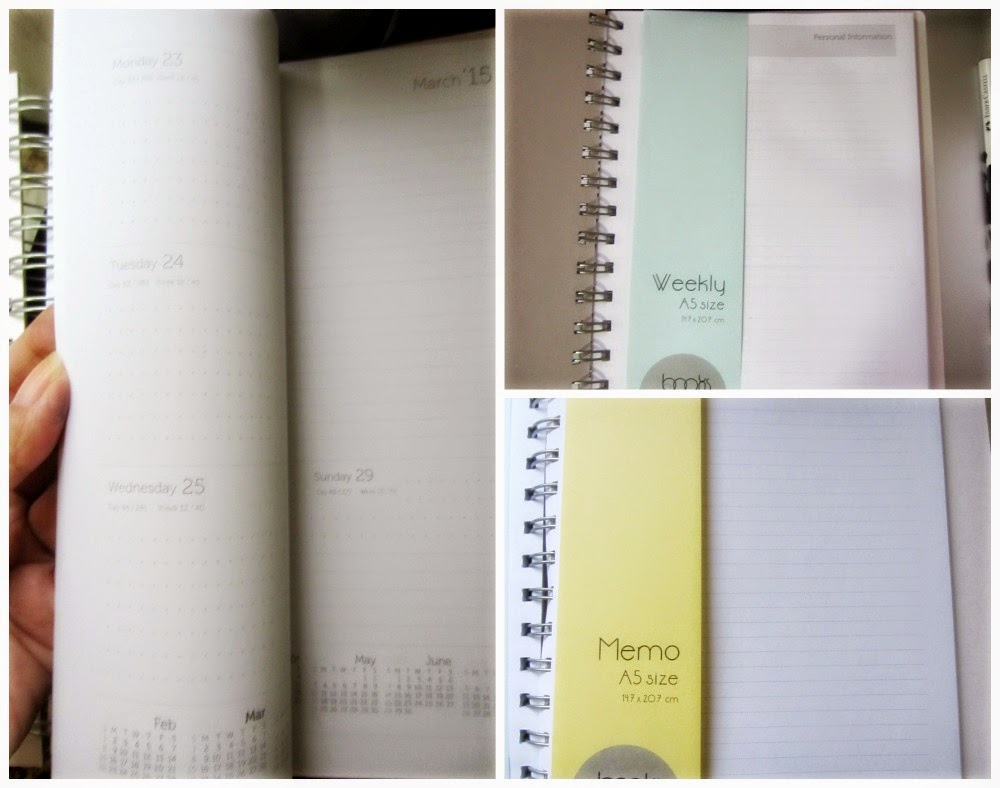 If You Havent Own A New Planner Journal For 2015 Might Wanna Consider This Custom Book Ones I Went To Get And Build My Just Two Weeks Ago
