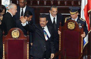 MUCHA EXPECTATIVAS EN TORNO AL DISCURSO DE RENDICION DE CUENTA DEL PRESIDENTE LEONEL FERNANDEZ