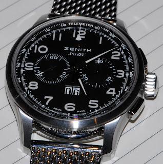 Montre Zenith Pilot Big Date Special référence 03.2410.4010/21.M2410