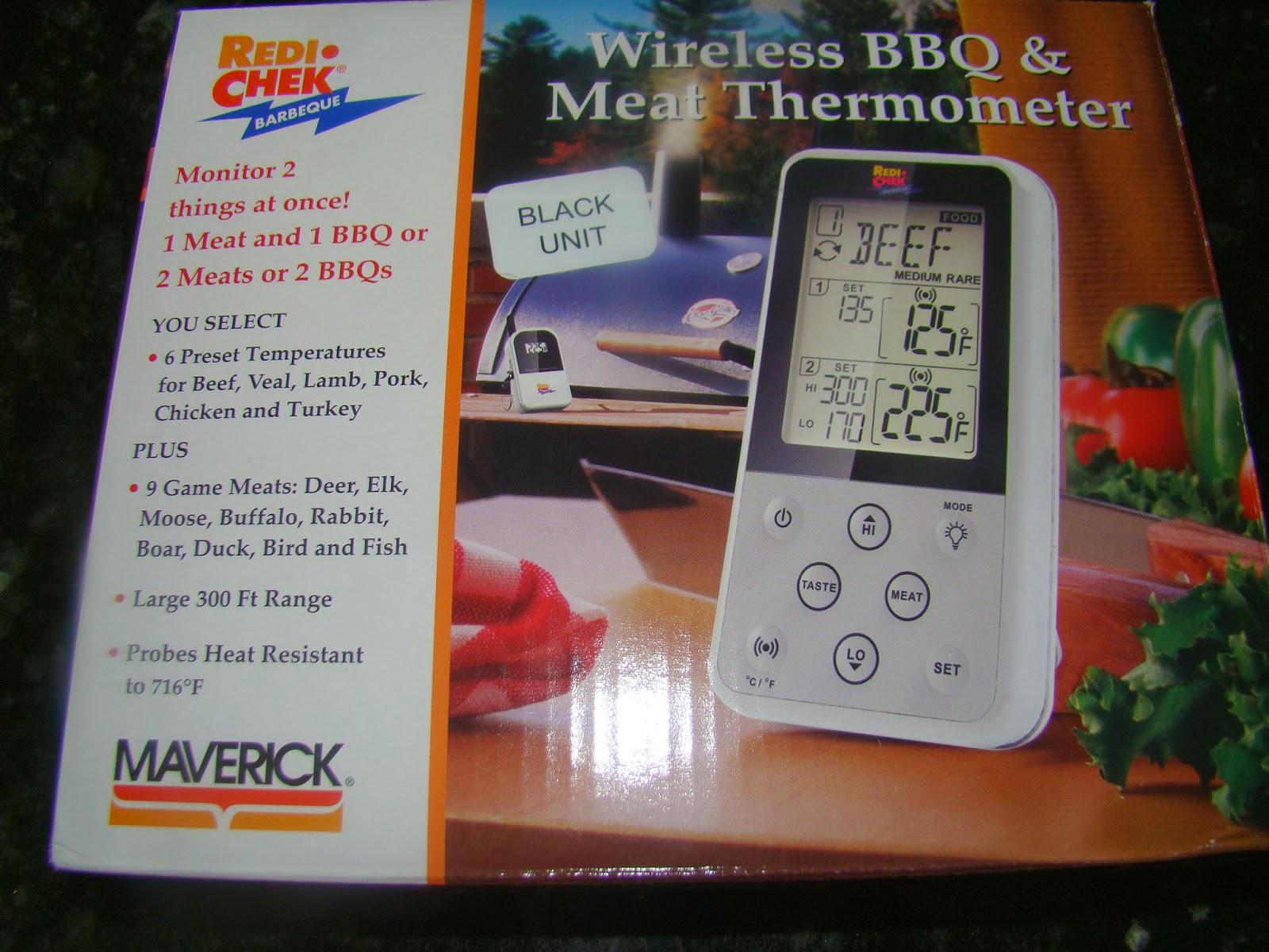 Kamado Joe Grilling Passion The Maverick Et 733 Wireless Bbq Meat