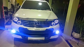 Kit Angel Eyes Para Todas As Hilux - R$ 160,00