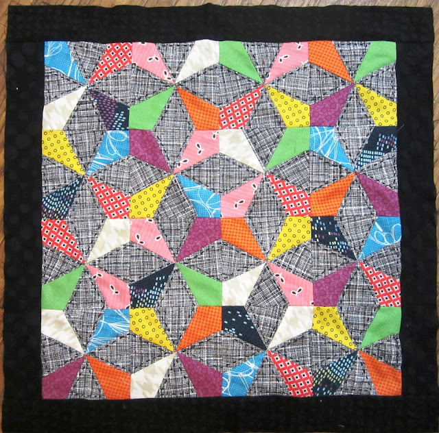 Kaleidoscope Pillow Top