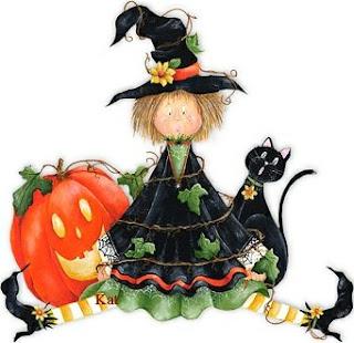 Imagenes de Brujas para Halloween