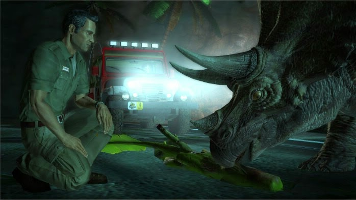 Jurassic Park: The Game Full Torrent İndir