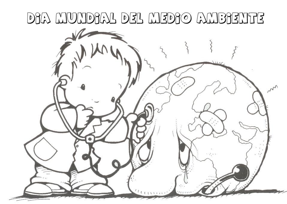 """Nº 2024 NIVEL PRIMARIA: 5 de Junio """"Día del Medio Ambiente"""""""