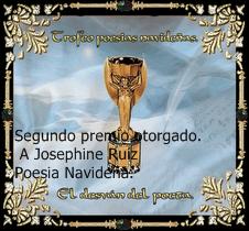 FELICIDADES JOSEPHINE RUIZ.