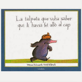 Llibre infantil imprescindible La talpeta...