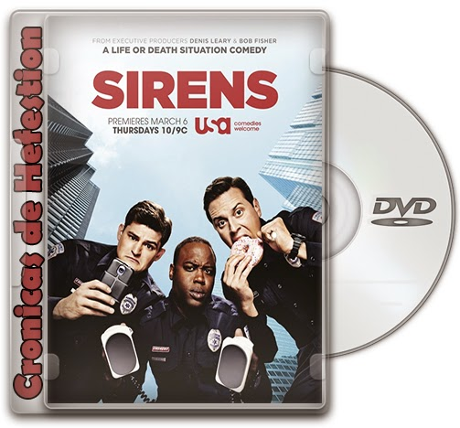 Sirens (US) Temporada 1