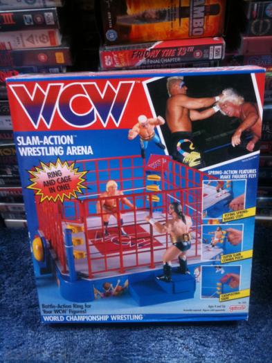 Lost Entertainment Toys World Championship Wrestling