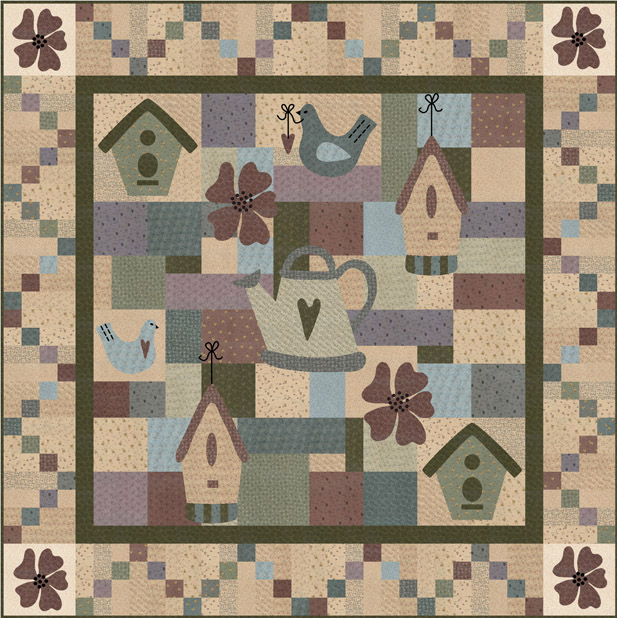 Lynette Anderson Free Quilt Patterns