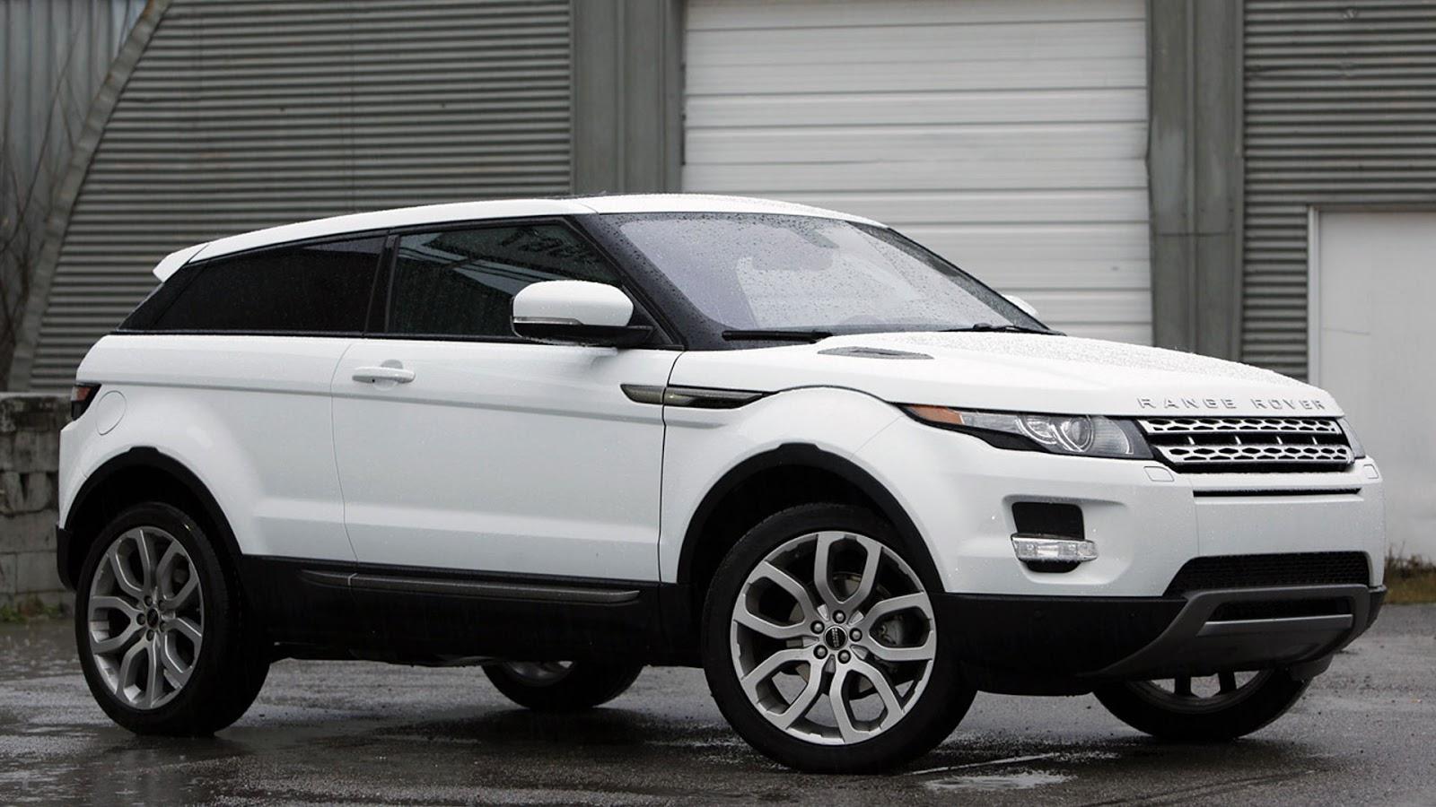 2014 Range Rover Evoque