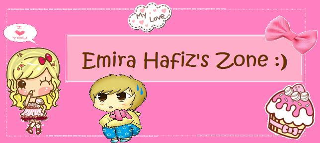Emiraaa Hafiz ♡