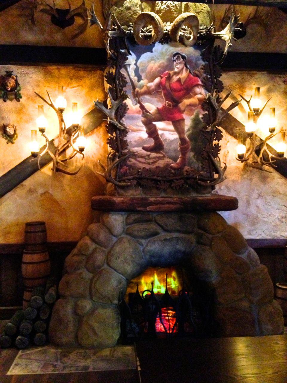 disney musings gaston u0027s tavern in the magic kingdom