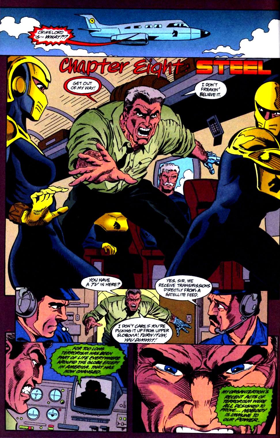 Deathstroke (1991) Issue #47 #52 - English 22