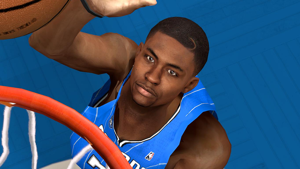 NBA 2K14 Maurice Harkless Face Mod