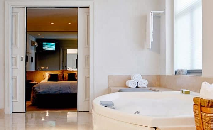 Linea mobili quarto e banheiro integrado for Mobili quarto