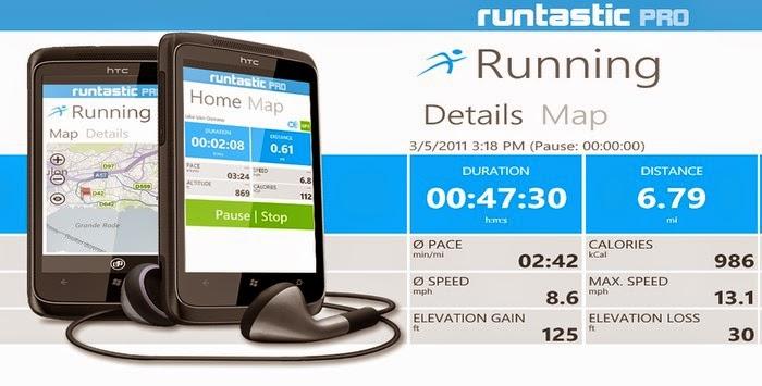 Runtastic PRO v5.3.1 Apk Android