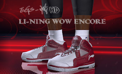 NBA 2K13 Li-Ning Way of Wade Encore Shoes Mod
