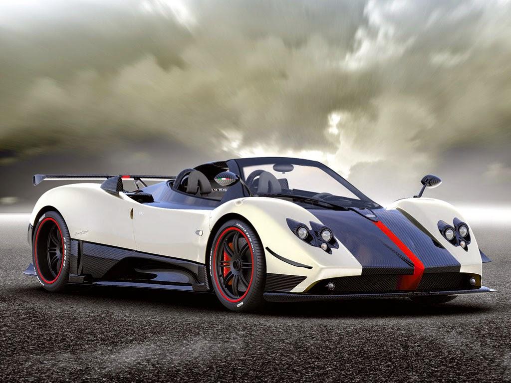 Pagani Zonda Cinque Roadster 2015 Mobil Mewah Termahal di Dunia