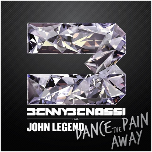 Benny Benassi ft John Legend - Dance The Pain Away - copertina traduzione testo video download