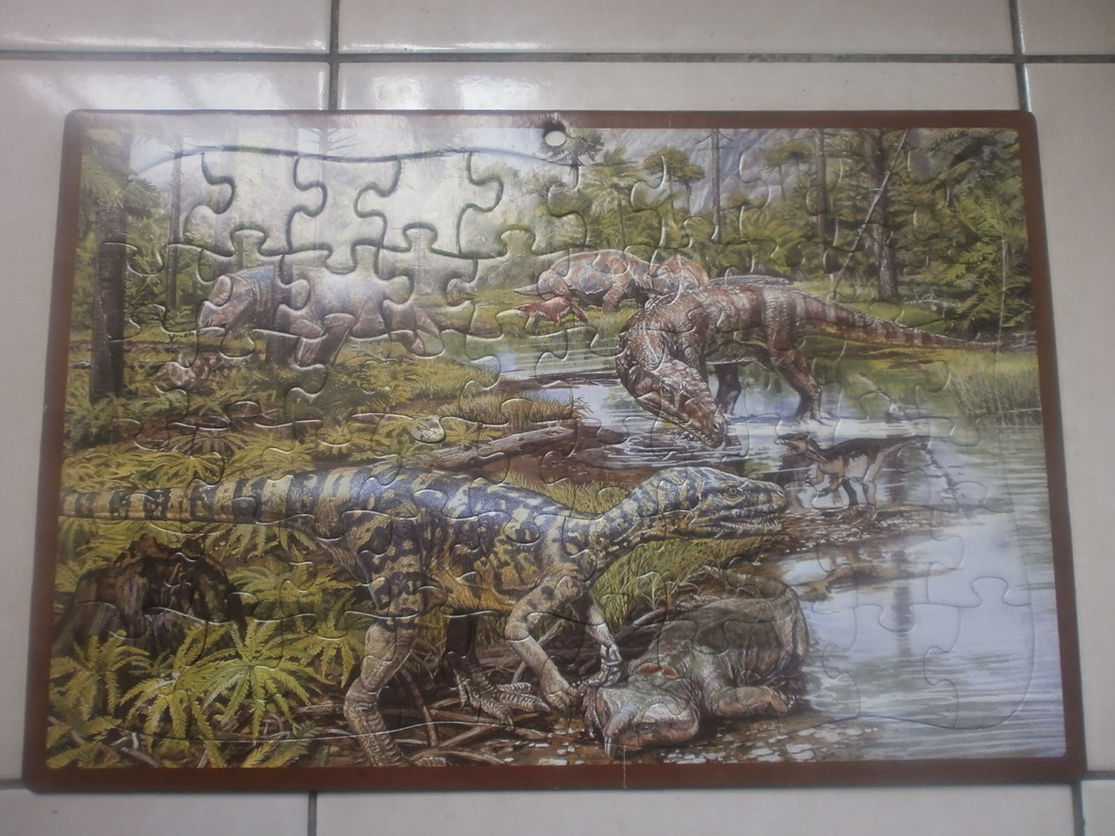 Al Kisah Puzzle