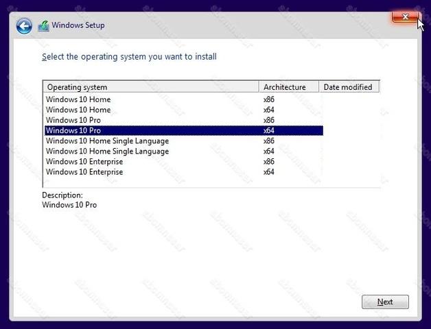 Windows Customs: Windows 10