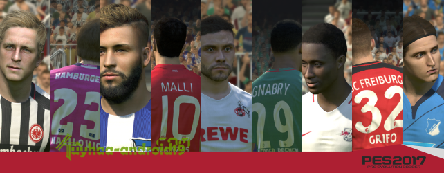 PES17 PTE Patch 2017 2.0