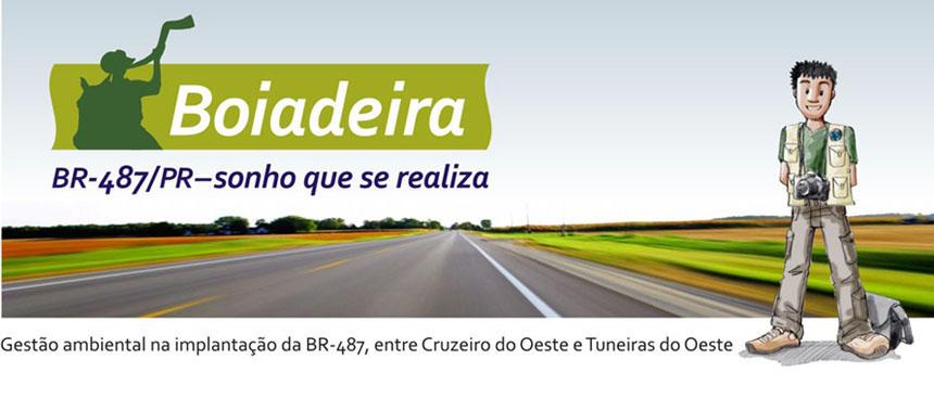 Estrada da Boiadeira (BR 487/PR)