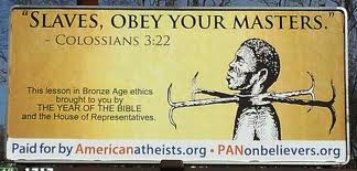A Bit of Me: Does the Bible Justify Slavery?