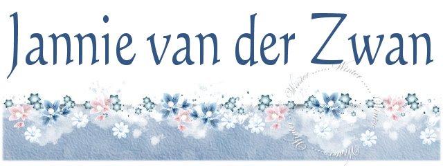 Jannie van der Zwan