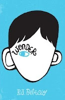 Book cover of Wonder by R.J. Palacio