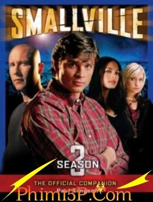 Xem phim Thị Trấn Smallville Phần 3