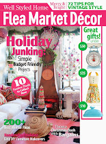 Published in Flea Market Decor 2013