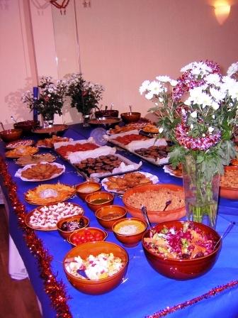 Cocina macrobi tica mesa festiva vegana otra navidad es for Cocina macrobiotica