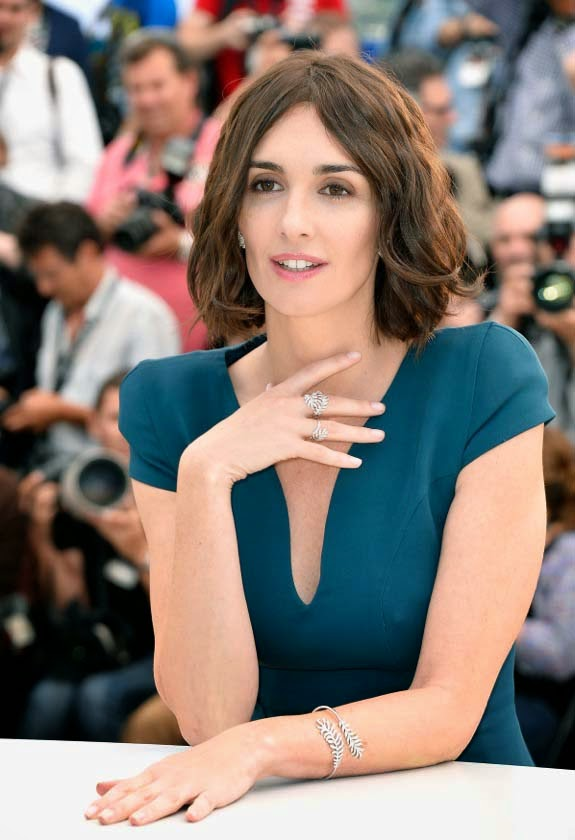 Cannes 2014, white gold, diamonds, Chanel