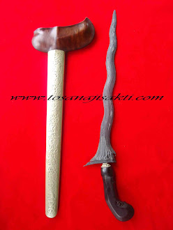 keris carubuk