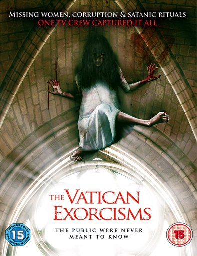 Ver The Vatican Exorcisms (2013) Online