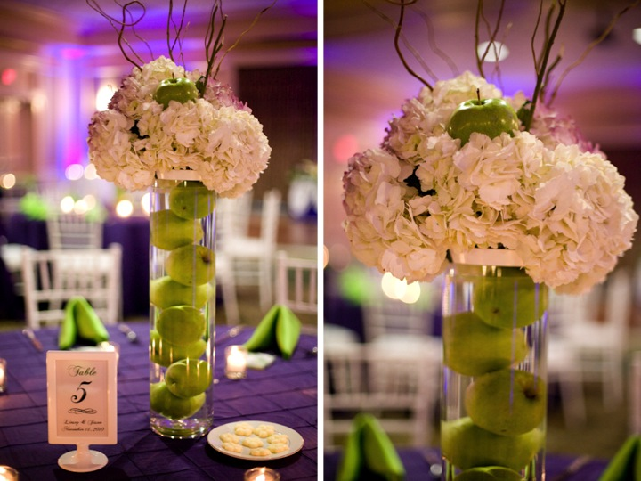 turning back time photography fresh and funky wedding colors