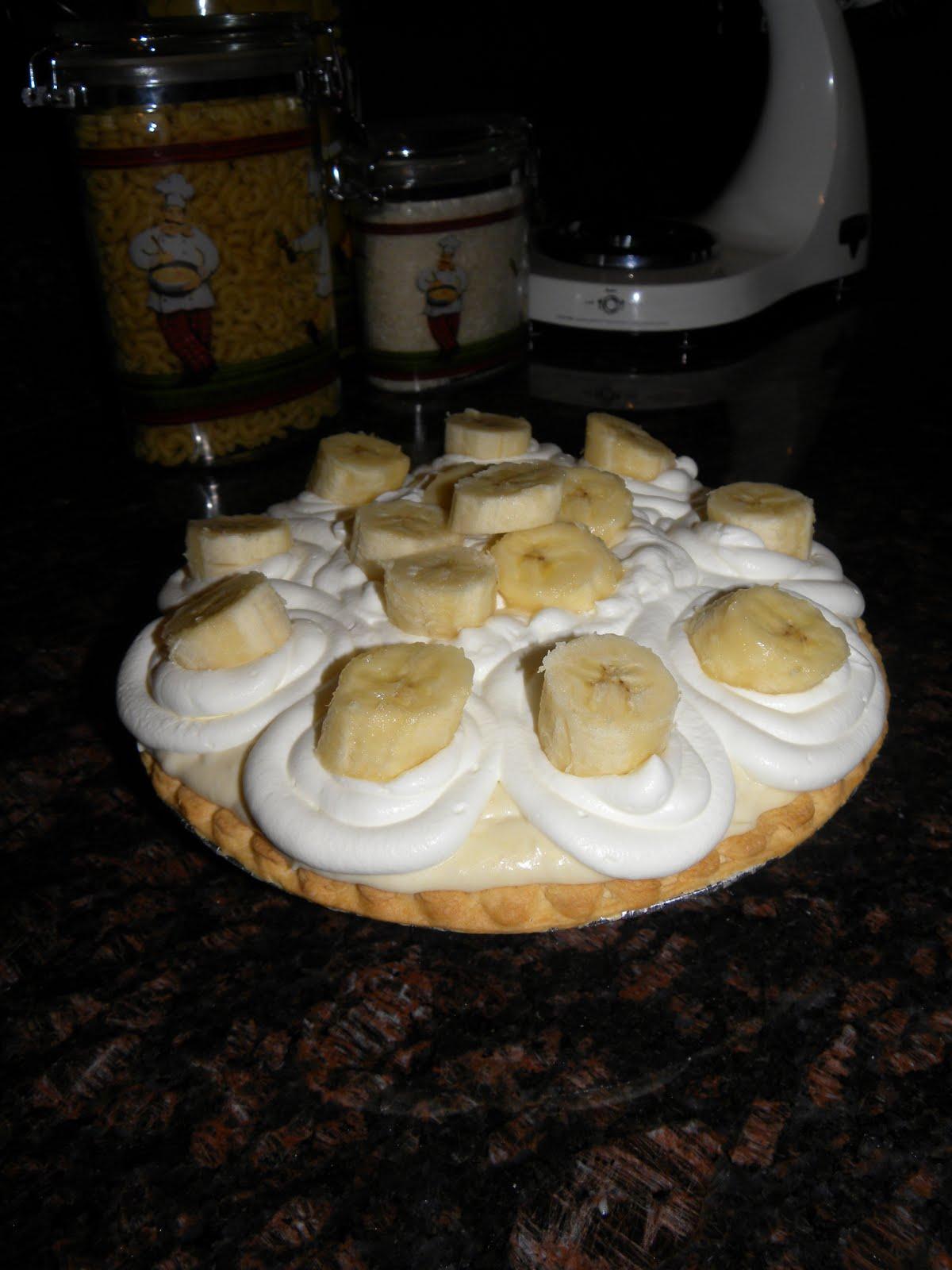 Kitchen Boss Recipes Banana Cream Pie